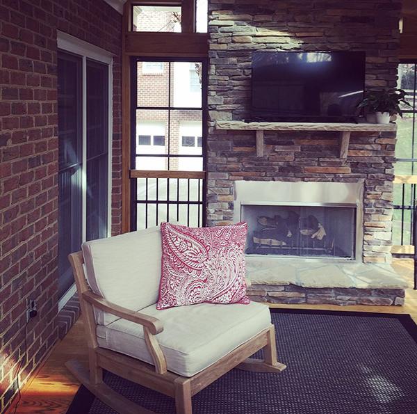 Winston Salem porch