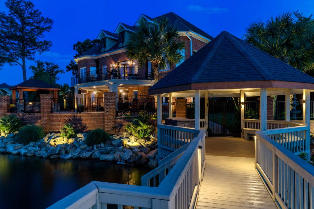 clearwater tampa bay outdoor lighting extend your summer days