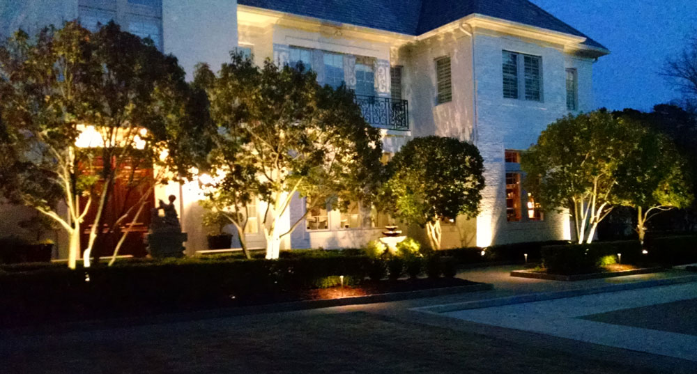 exterior home lighting for safety