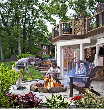 Archadeck Of Central South Carolina Caters To All Aspects Of Improving Your  Time Outdoors. Whether It Is A Custom Deck To Add Valuable Outdoor Living  Space, ...