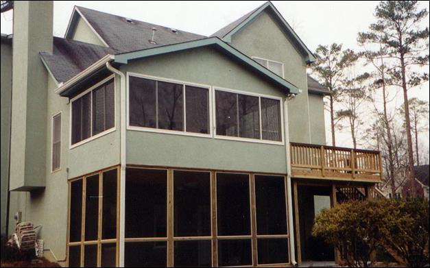 Macon GA Sunroom Builder