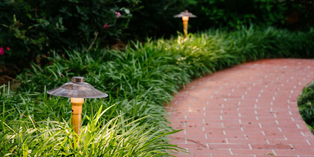 outdoor landscape lighting company Raleigh NC
