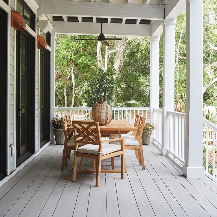 TimberTech porch