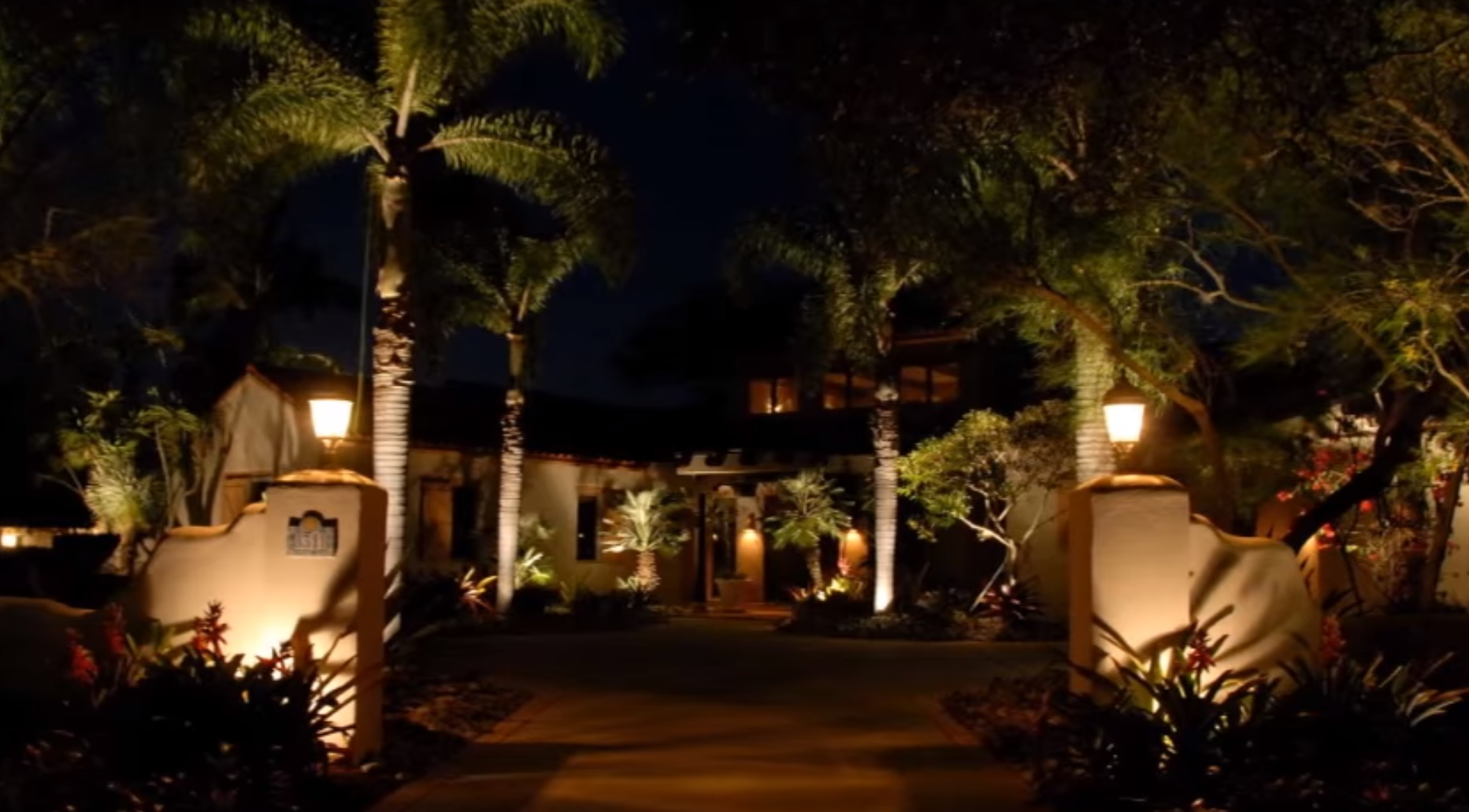 Naples LED Outdoor Lighting Thumbnail