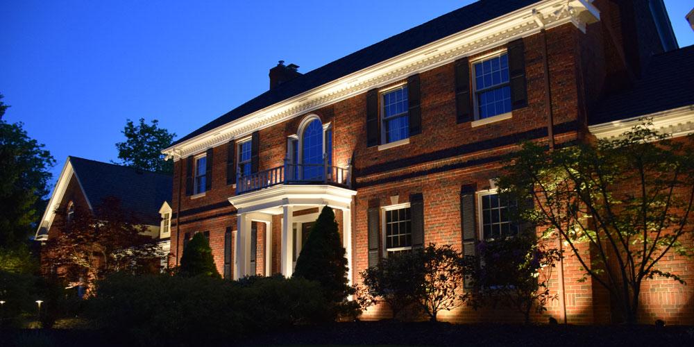 outdoor lighting company in North Royalton Ohio