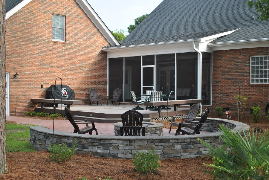 Your Screened Porch Exterior: What's On The Outside ... on Ab And Outdoor Living id=45653