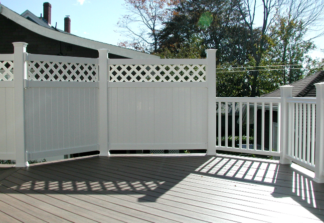 Composite Deck Amp Rail For Entertaining Halifax