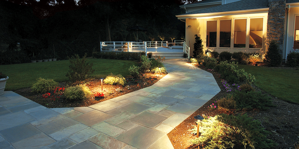 pathway lighting in Raleigh, NC