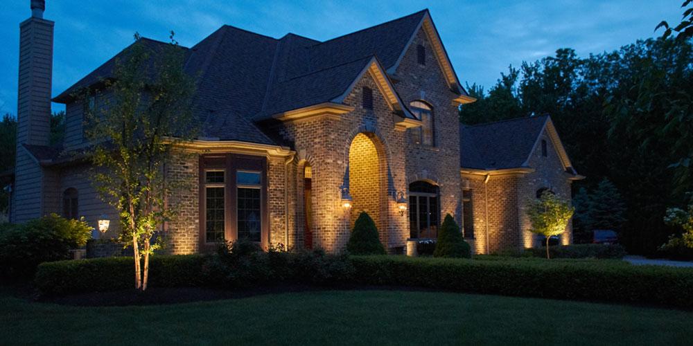 outdoor lighting in Strongsville OH