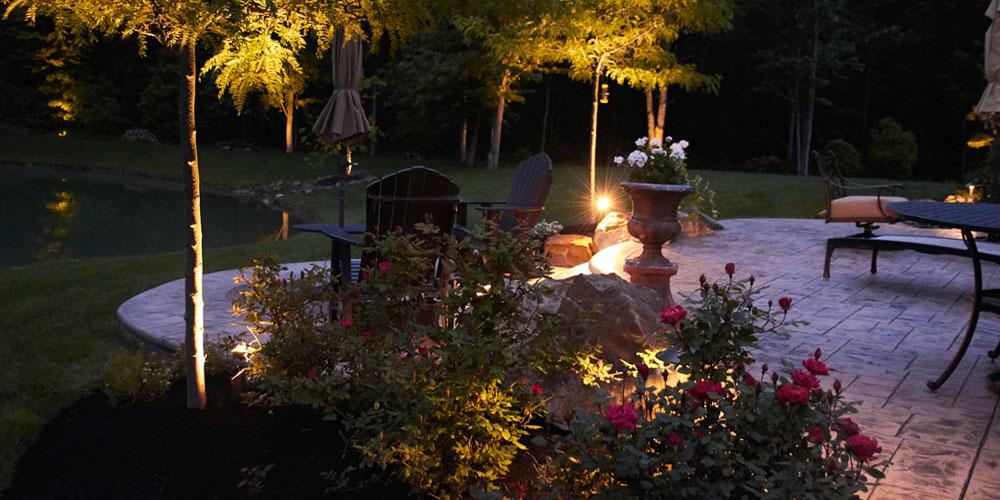 landscape lighting Strongsville Ohio