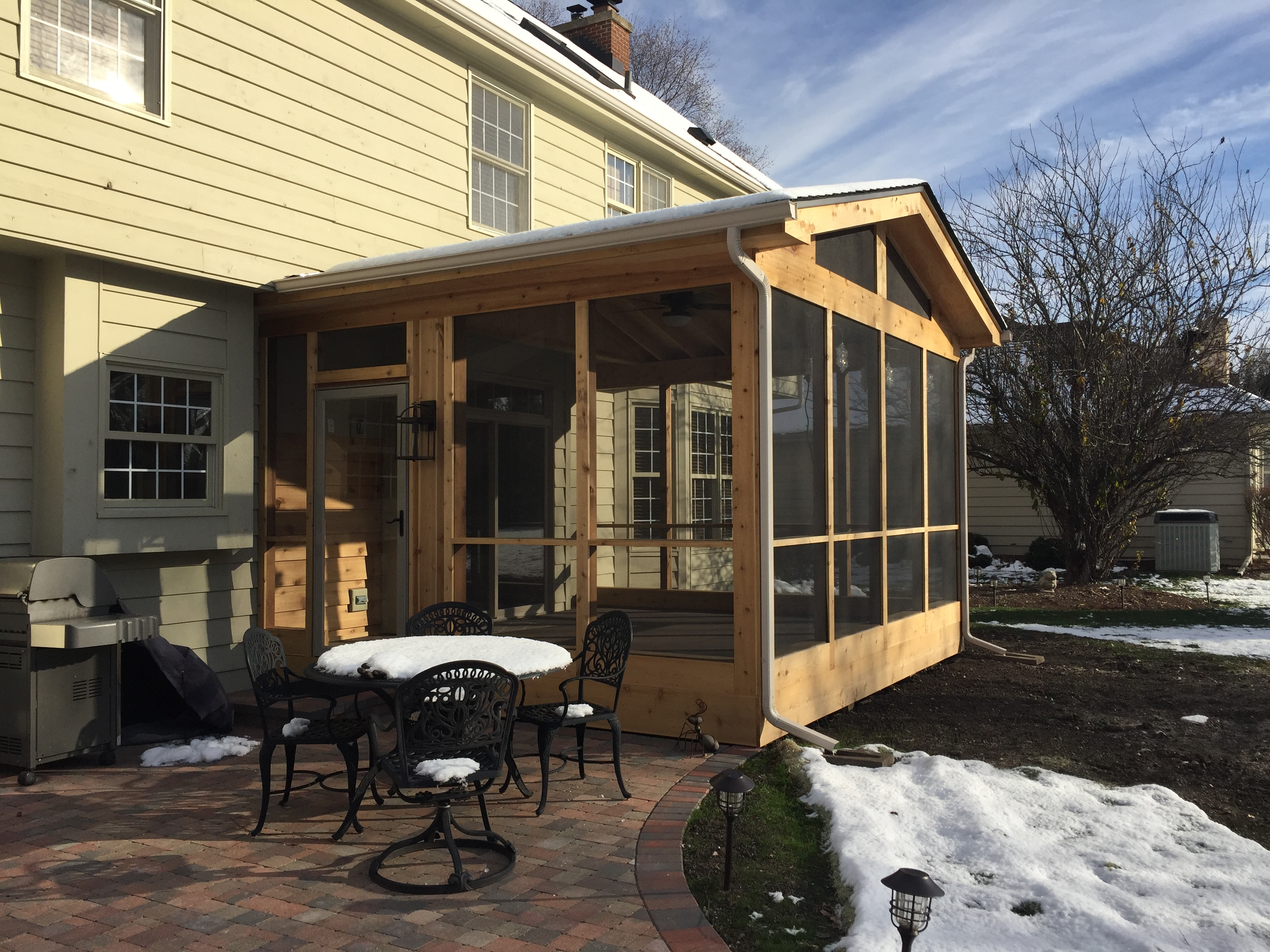 Screened Porch with Patio in Algonquin, IL Thumbnail