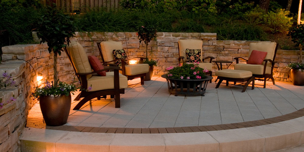 patio lighting Columbia SC