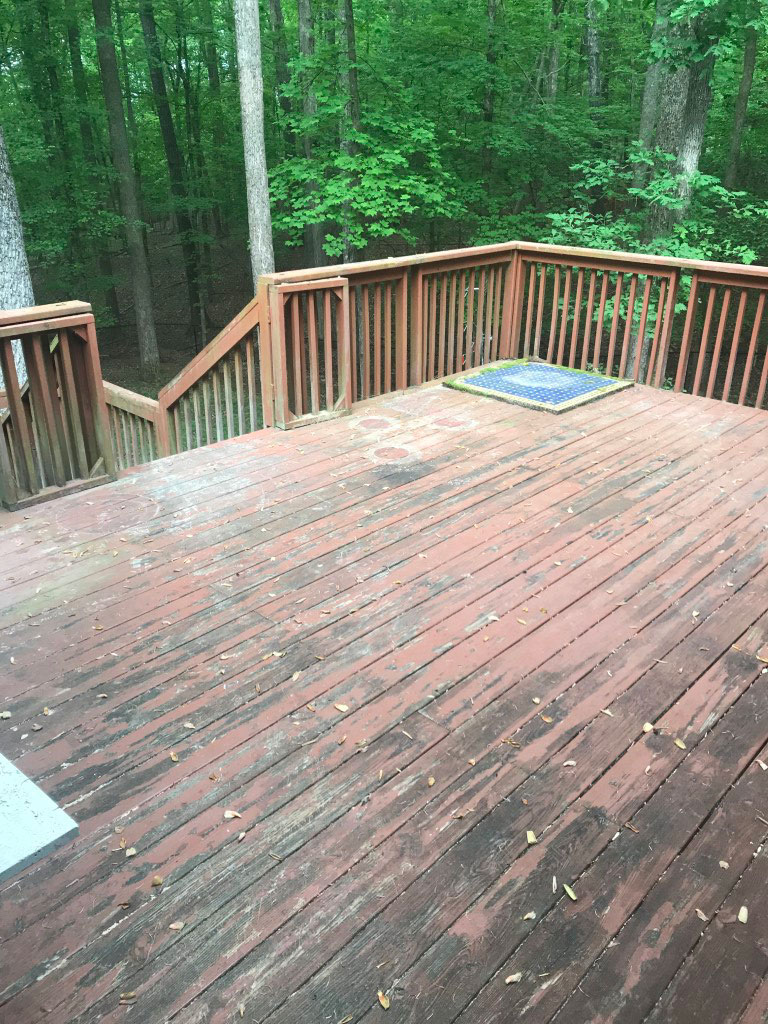 reasons to renovate your deck