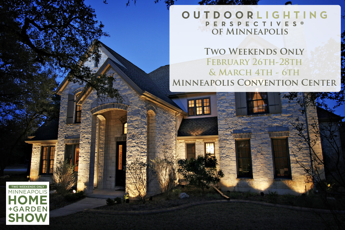 Outdoor Lighting Perspectives Of Minneapolis At The 2016 Minneapolis Home U0026  Garden Show