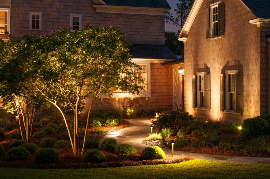 Lighting augustas beautiful great outdoors outdoor lighting not only that we have an additional trick up our sleeves with outdoor focal lighting mozeypictures Choice Image