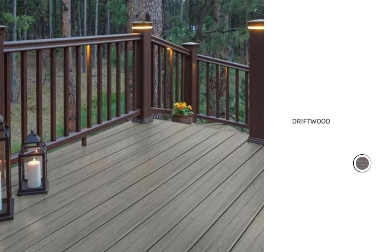 TimberTech PRO Reserve Driftwood