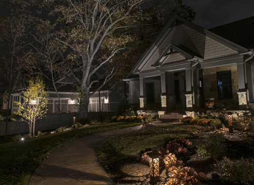 outdoor lighting company in northern ohio