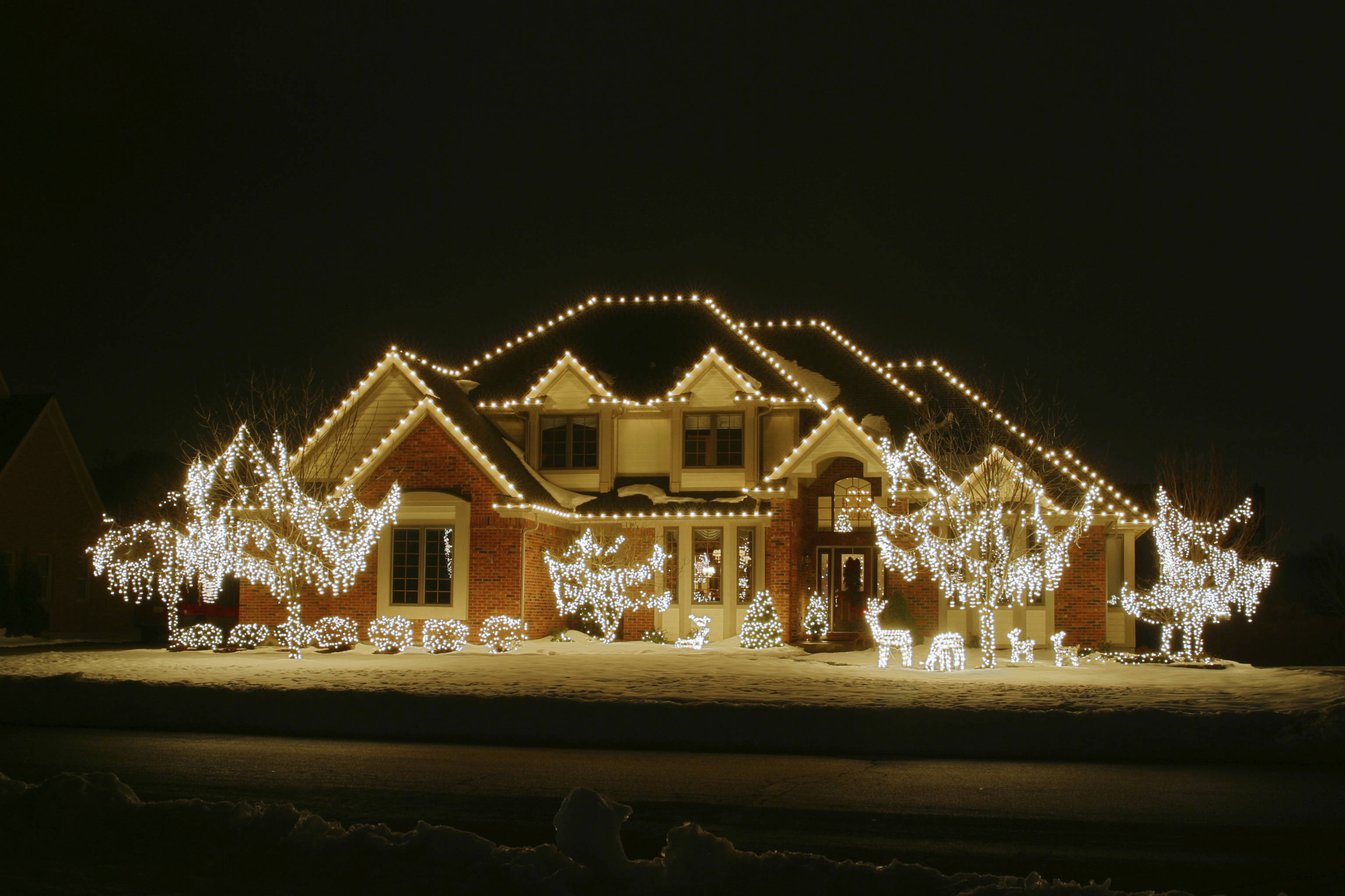 Professional Christmas Lighting in Asheville & Holiday Lighting in Asheville is Best When You Start at the Top ...