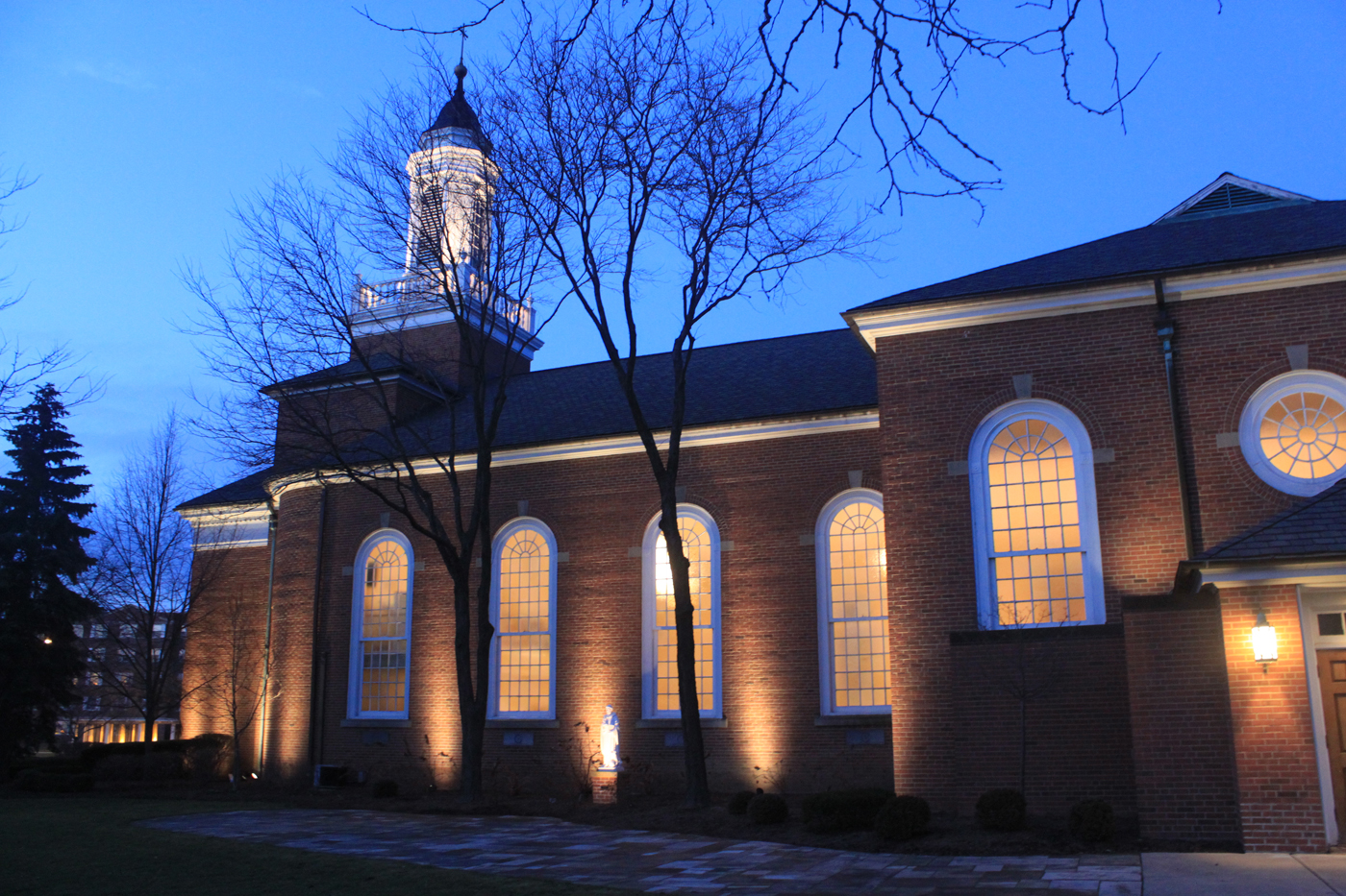 church lighting Shaker Heights OH