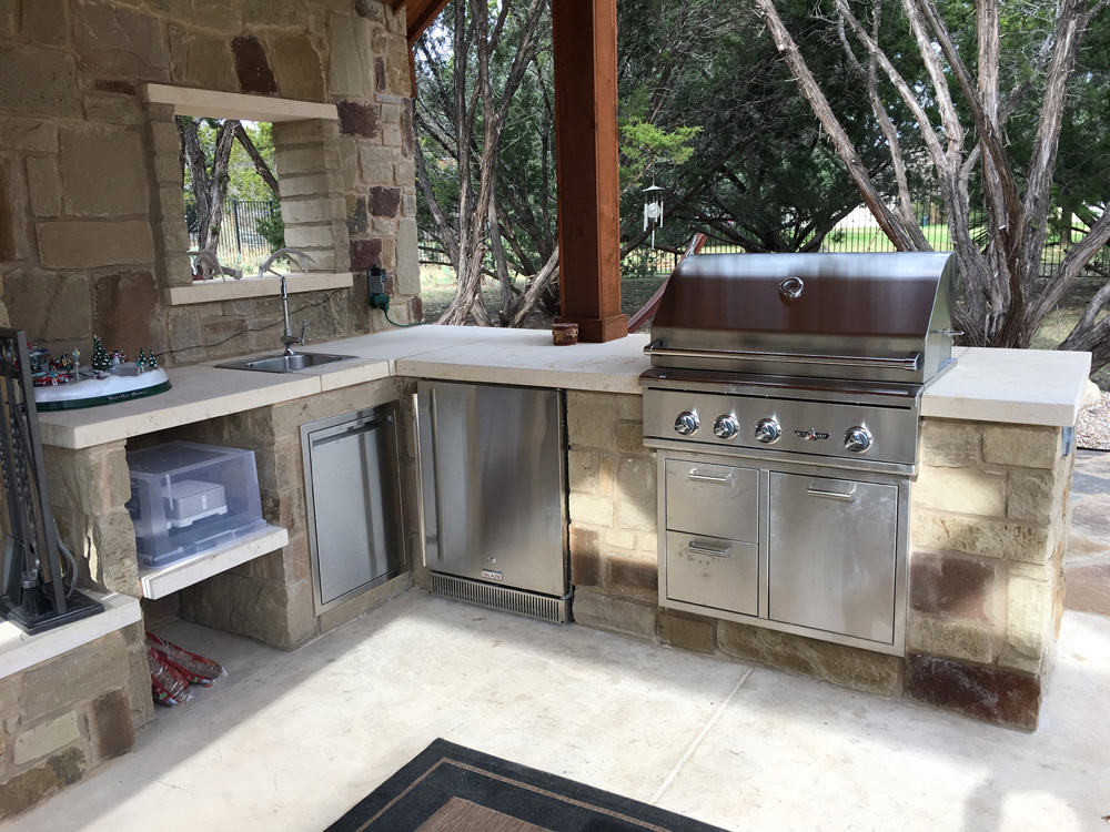 Your Salt Lake Outdoor Kitchen Builder Asks: What Will Your Custom ...
