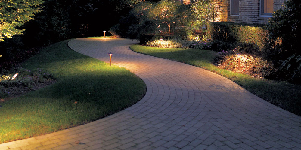 pathway lighting in Lexington SC