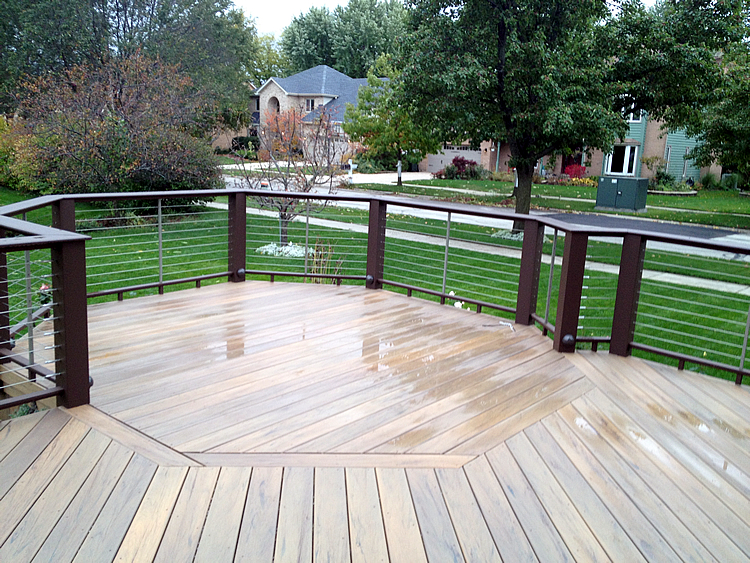 TimberTech deck contractor you can trust