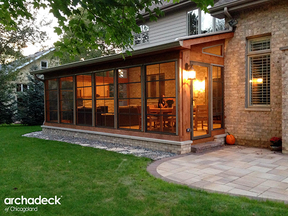 What Roof Style Should Your New Chicagoland Porch Or