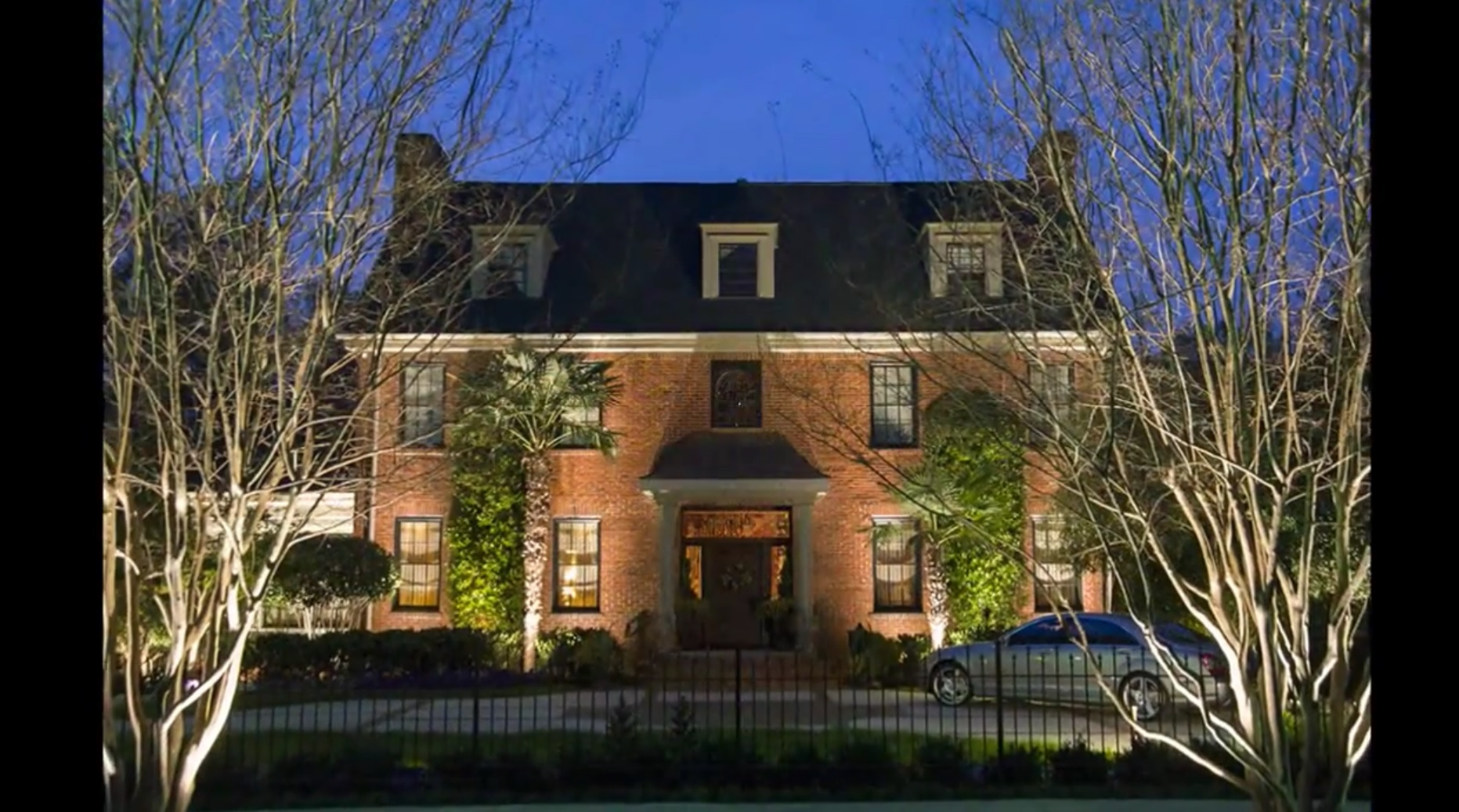 Luxurious Greenville Architectural Lighting Thumbnail