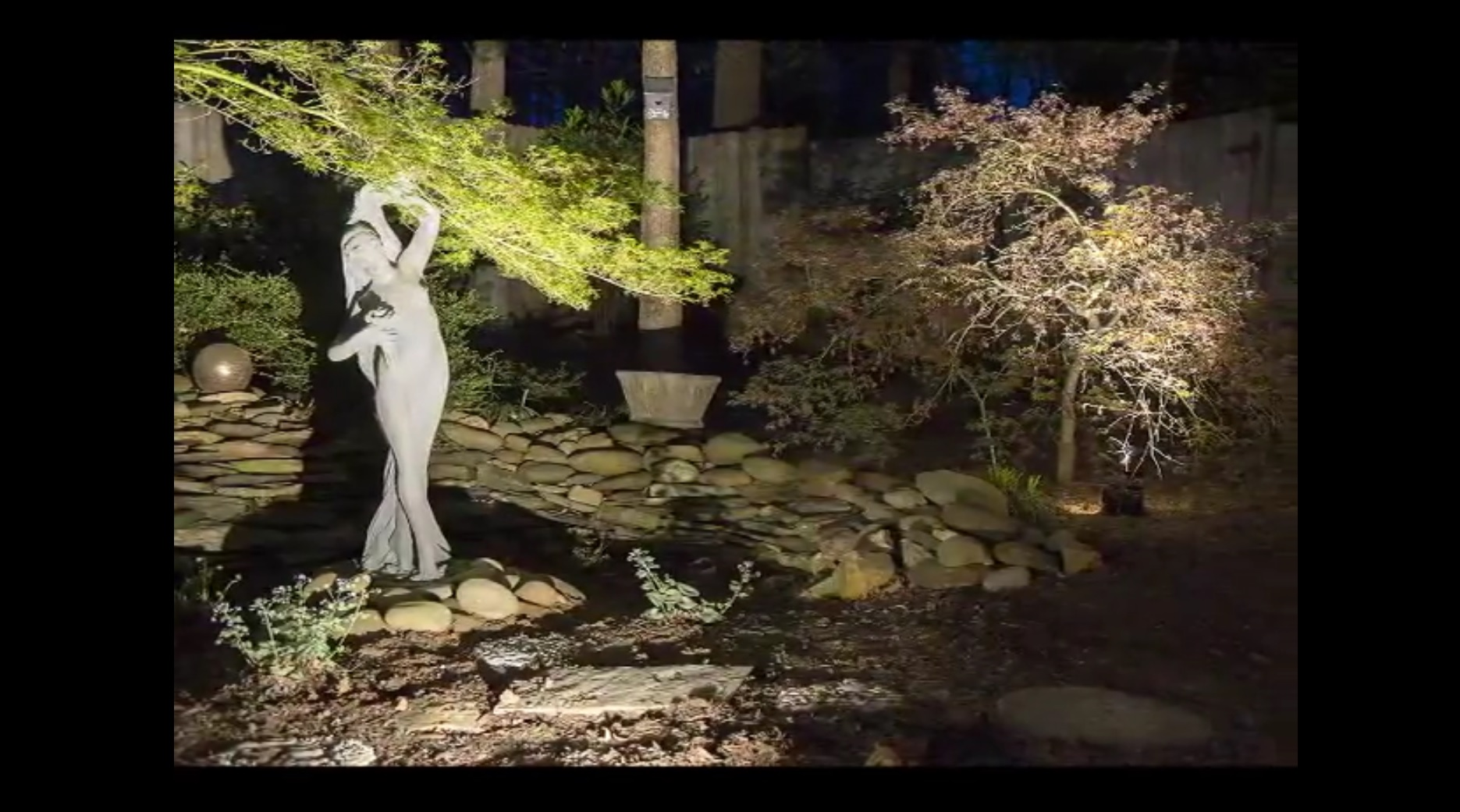 Simpsonville Landscape Lighting Thumbnail
