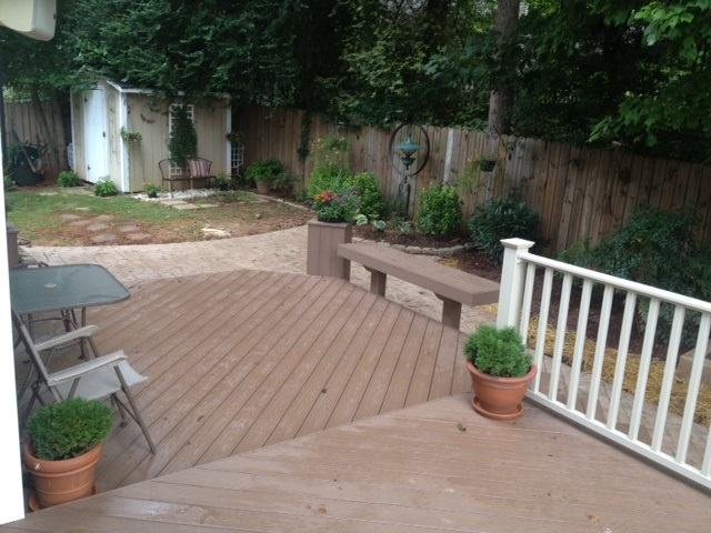 Greensboro patio builder