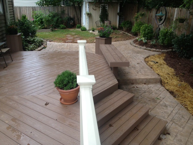 deck builder Greensboro