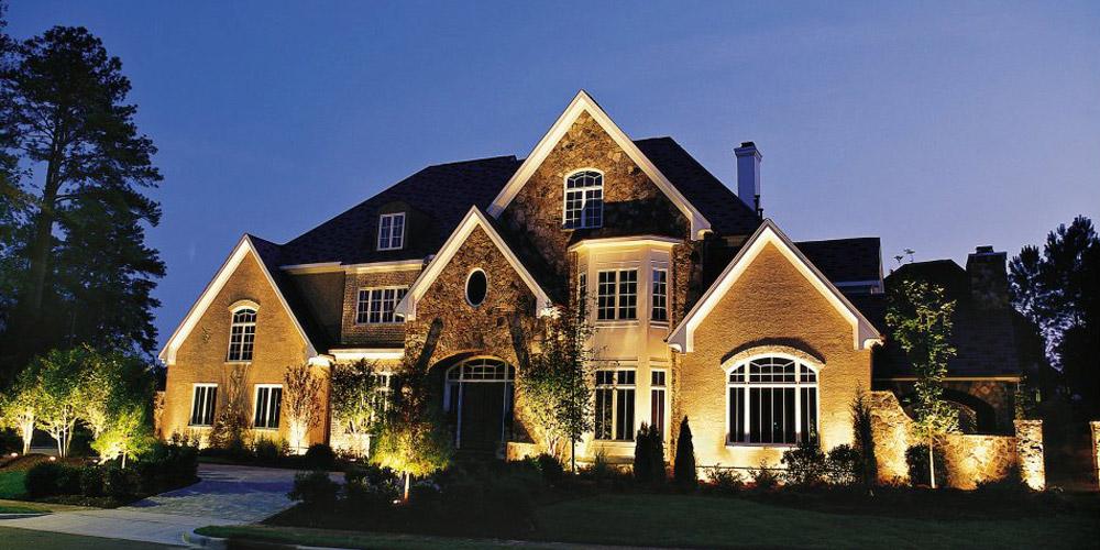 outdoor lighting company Raleigh NC