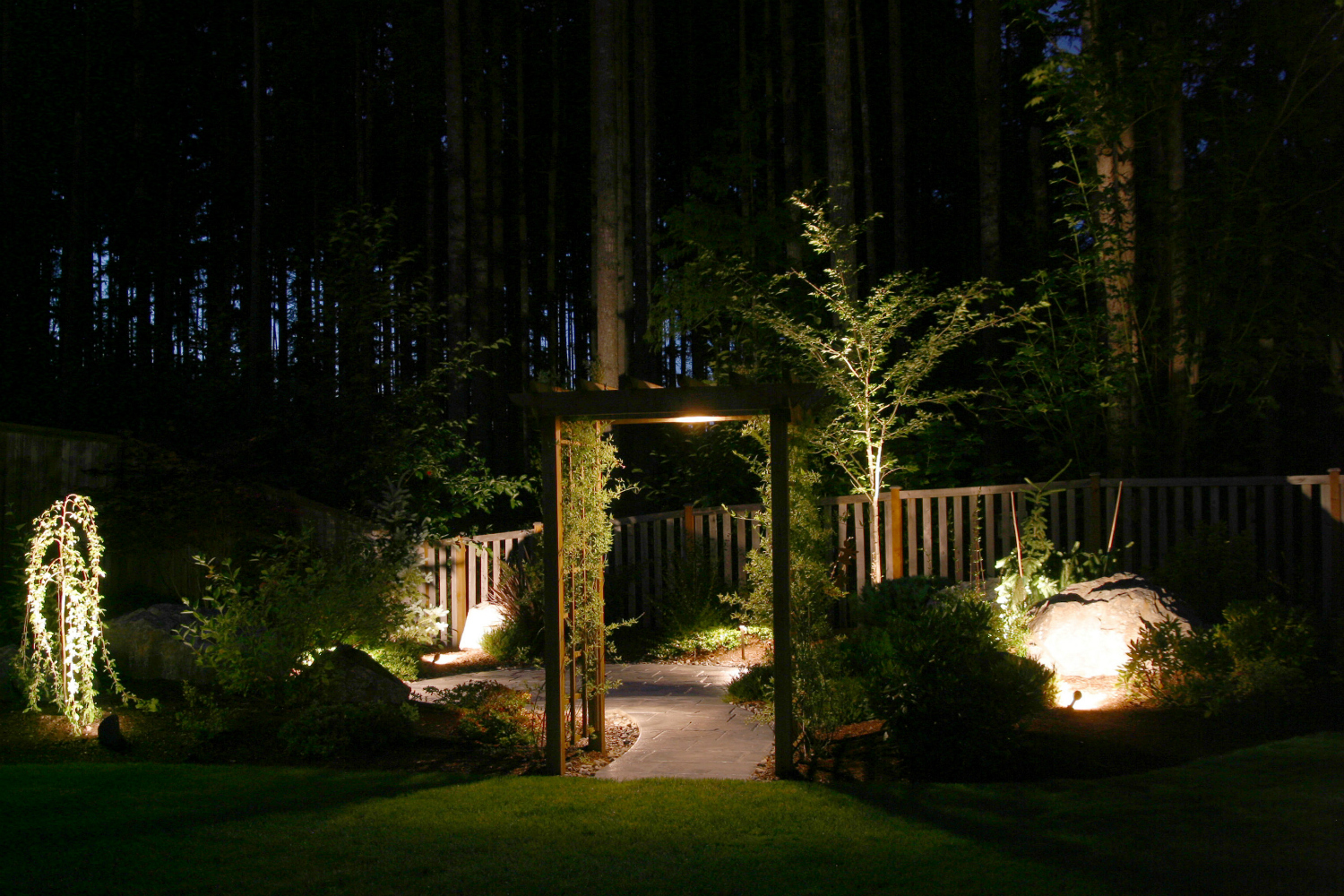 Outdoor Lighting By Outdoor Lighting Perspectives Of