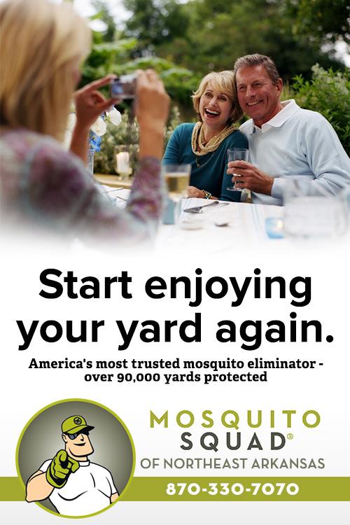 Mosquito Control in Northeast Arkansas