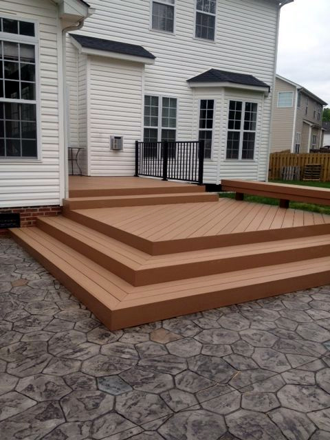 High Point deck builder