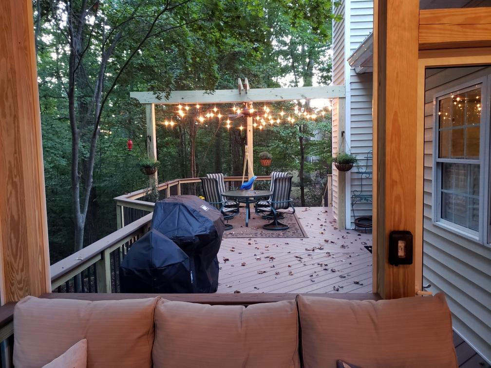 Greensboro AZEK Deck & Screened Porch Thumbnail