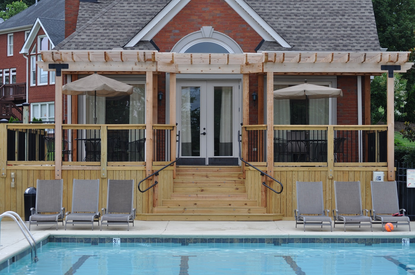 brentwood deck and porch builder