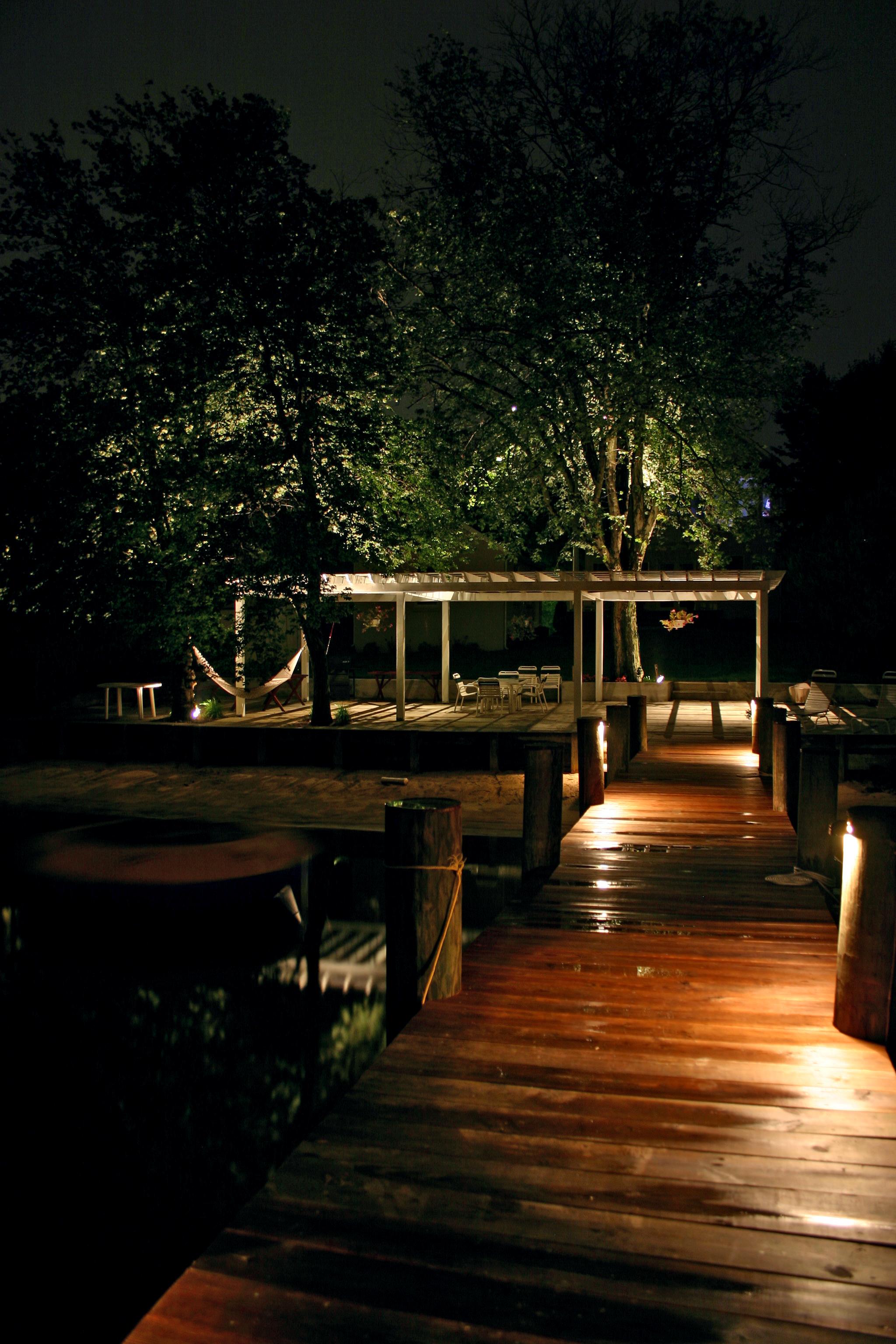 Seattle outdoor lighting illuminate gorgeous wood work aloadofball Gallery