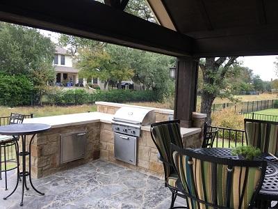 Georgetown-TX-outdoor-kitchen-addition