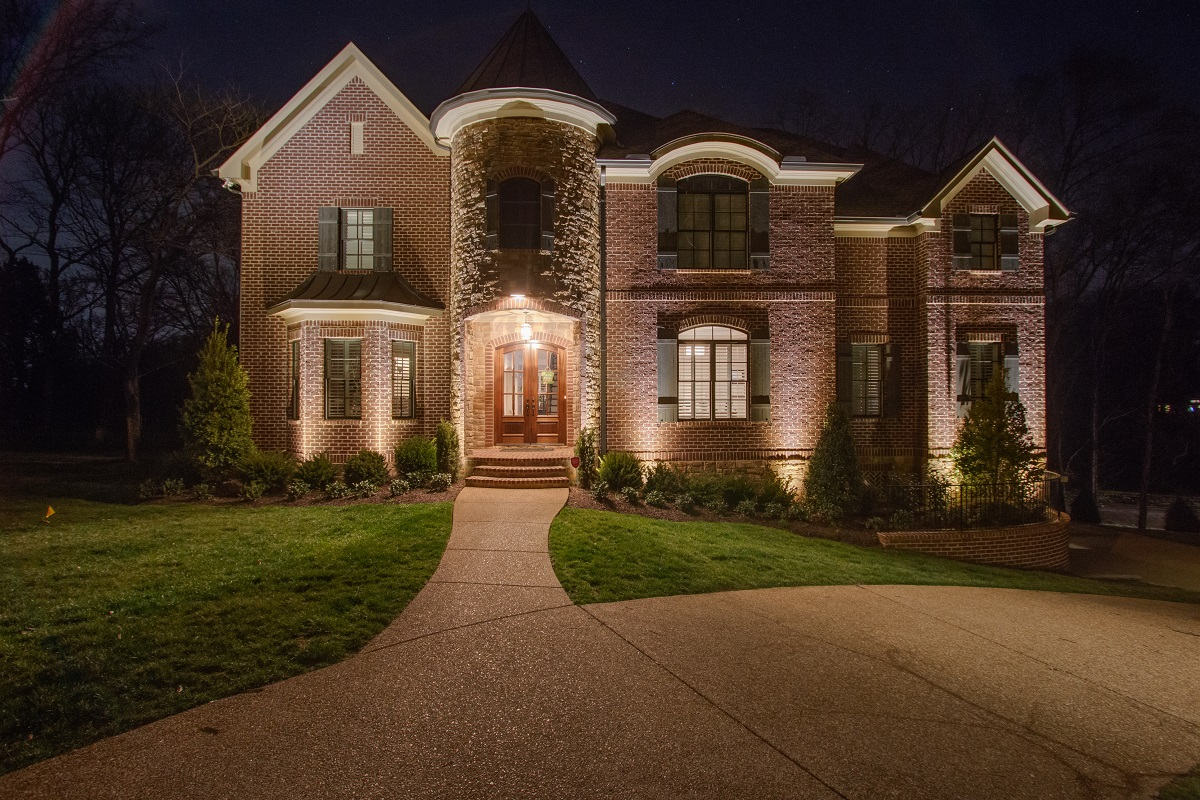 If You Are Still Operating On An Old School Halogen Landscape Lighting  System, In Many Cases Outdoor Lighting Perspectives Of Nashville We Can  Retrofit Or ...