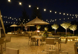 Commercial Outdoor Lighting Installation Near Me