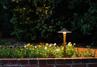 outdoor lighting tariffs