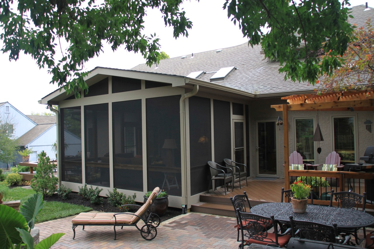 privacy screens for screened porch - Blog Archadeck Outdoor Living