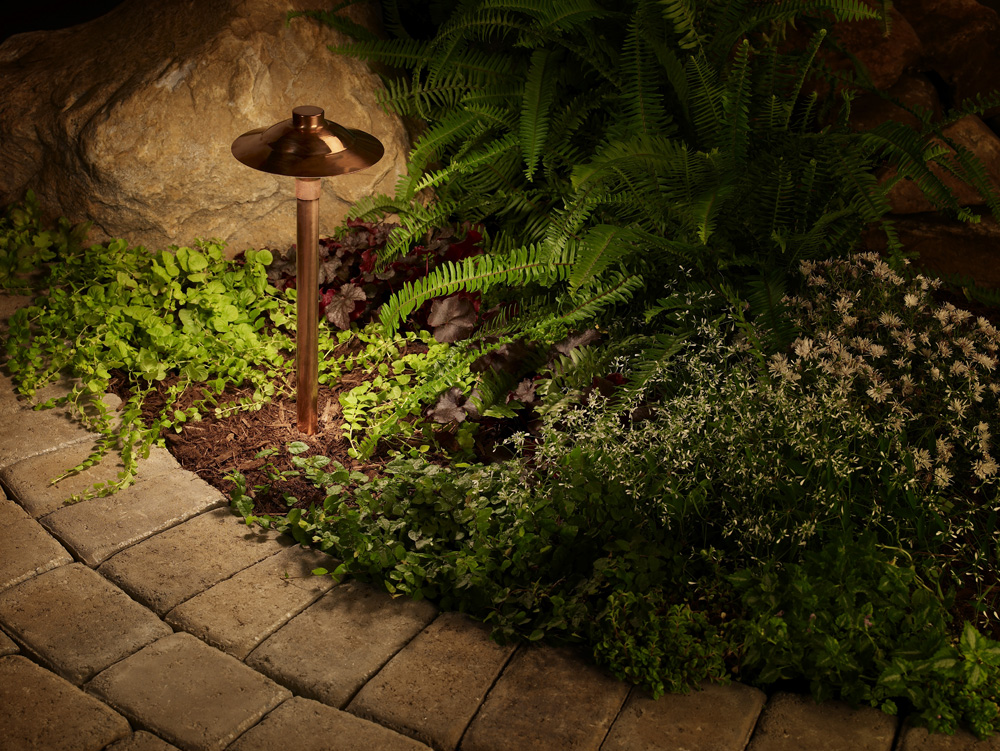 the woodlands landscape lighting company