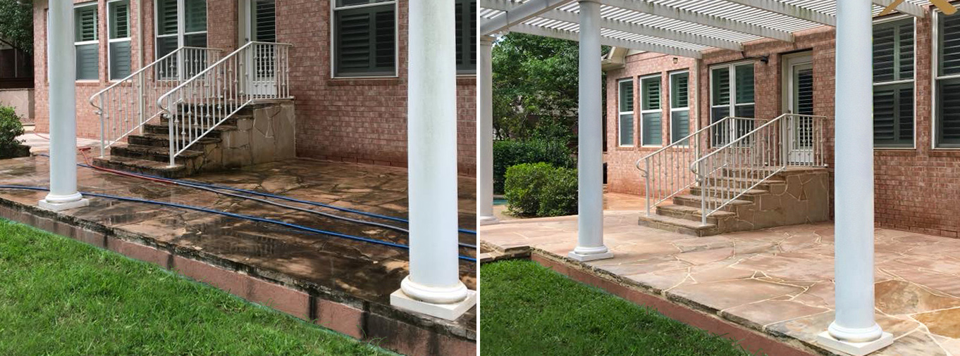 patio pressure washing austin texas