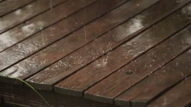 protecting your deck from a hurricane in Raleigh