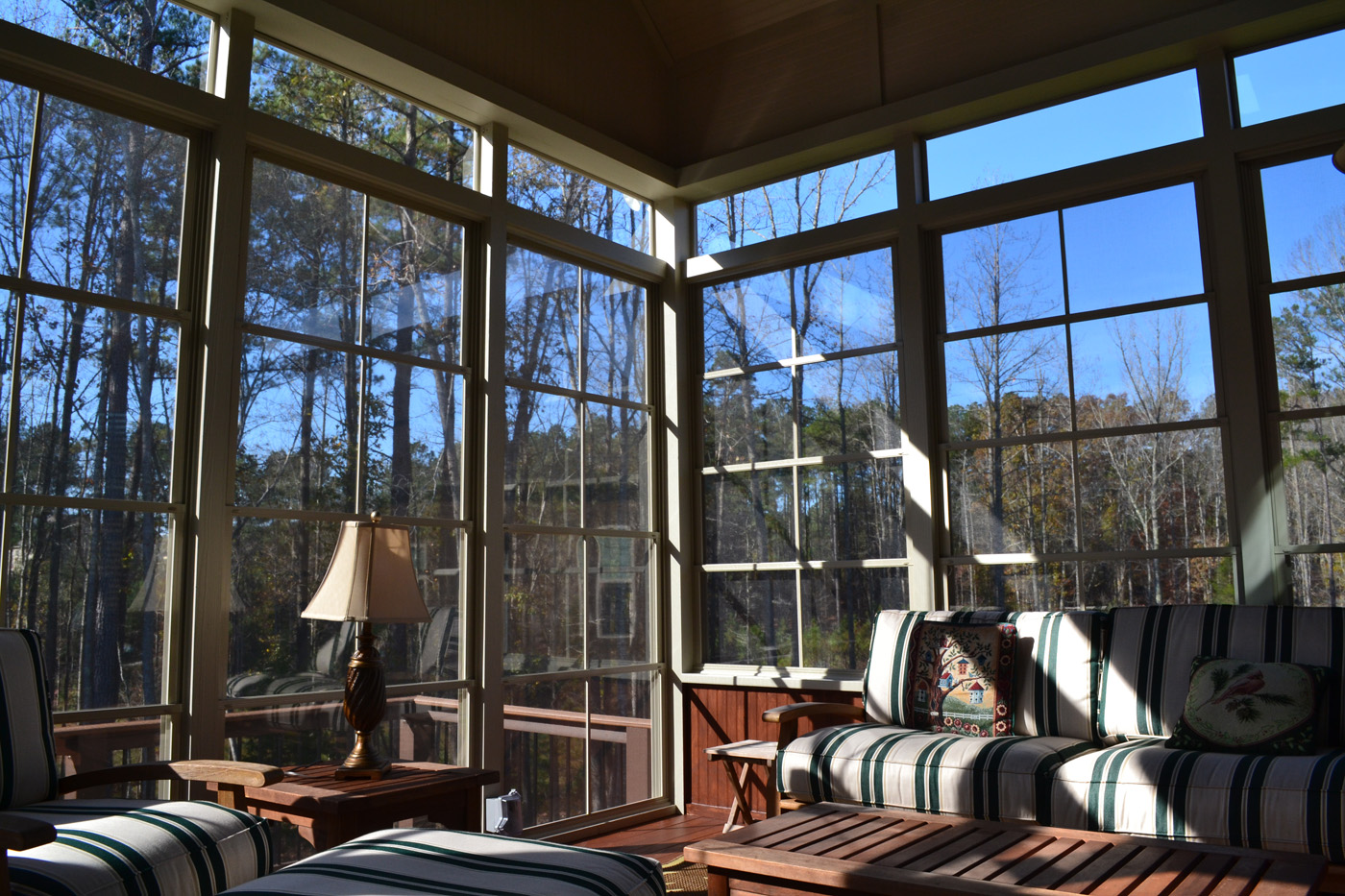 How to winterize my raleigh screened in porch archadeck outdoor living how to winterize my raleigh screened in porch solutioingenieria Images