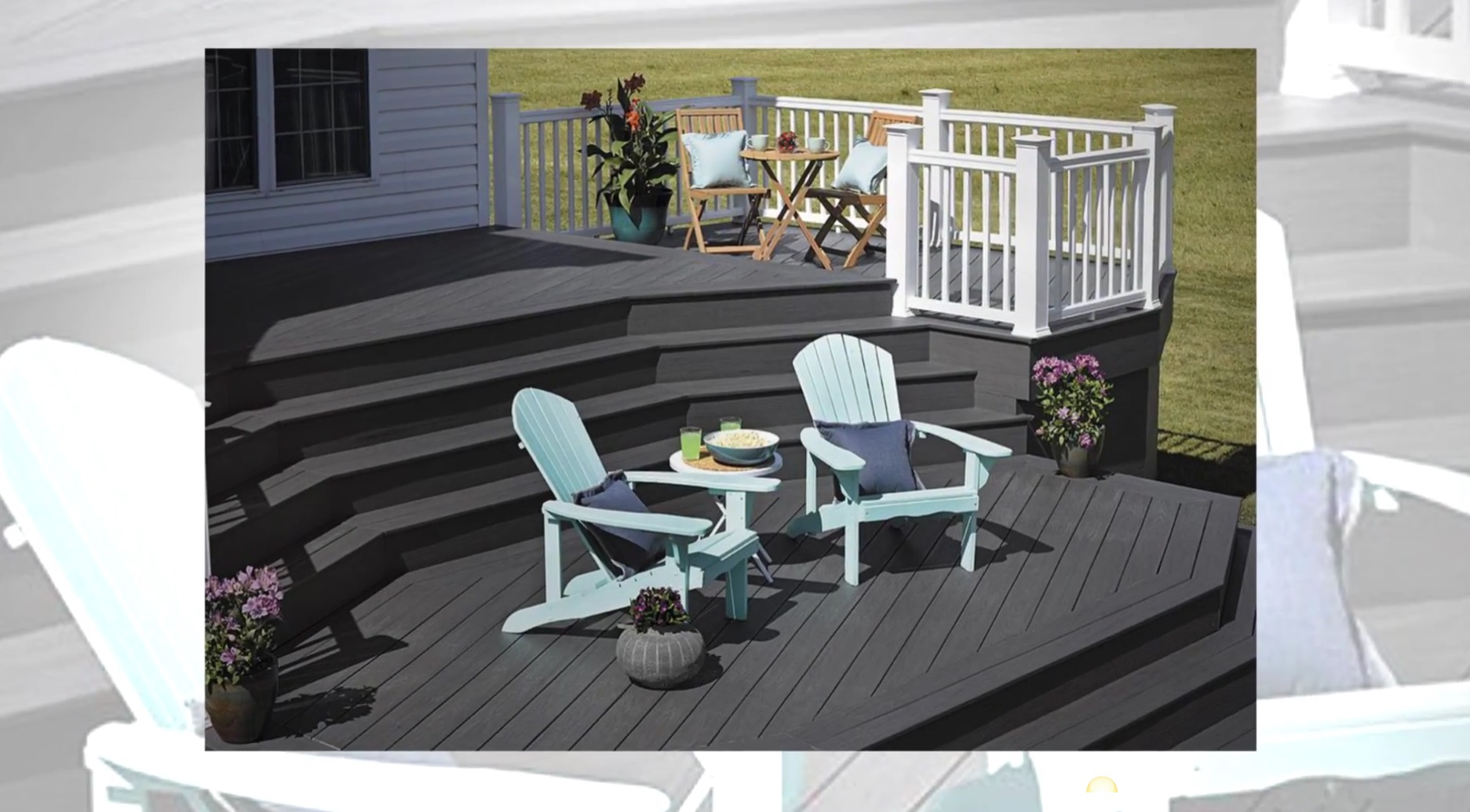 Raleigh Composite Decking Thumbnail