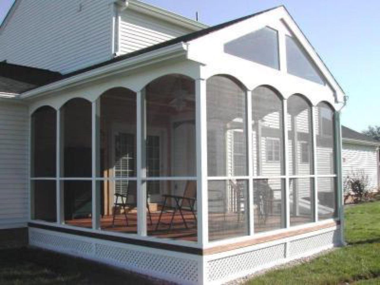 Screened Porch Builder Hartford Fairfield