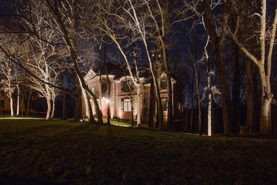 Magnolia landscape lighting company